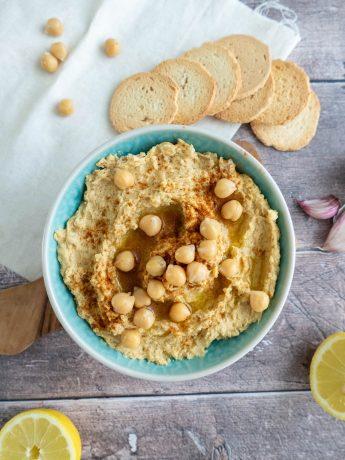 Basisrecept hummus